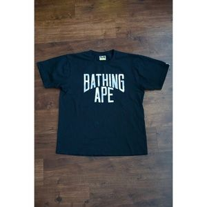 Authentic Bathing Ape Tee (Mens Large)